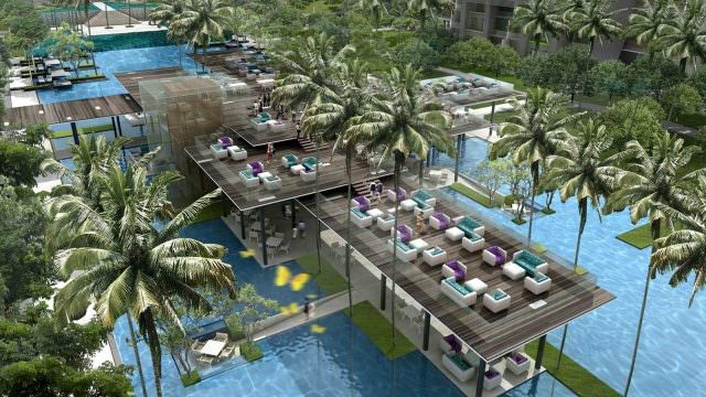 The Apurva Kempinski Bali Poolside 640x360 - Exotische neue Luxus-Destination - The Apurva Kempinski Bali