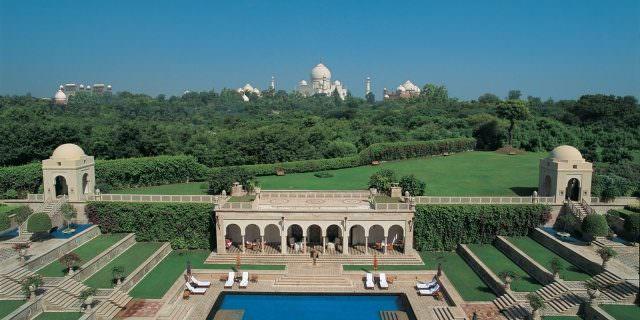 The Oberoi Amarvilas agra hotel taj mahal 640x320 - Die 7 besten Luxushotels in Indien von 5 bis 7 Sterne