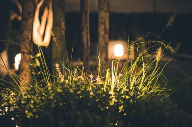 gartenbeleuchtung 640x425 - Ideen für die Terrassenbeleuchtung im Herbst