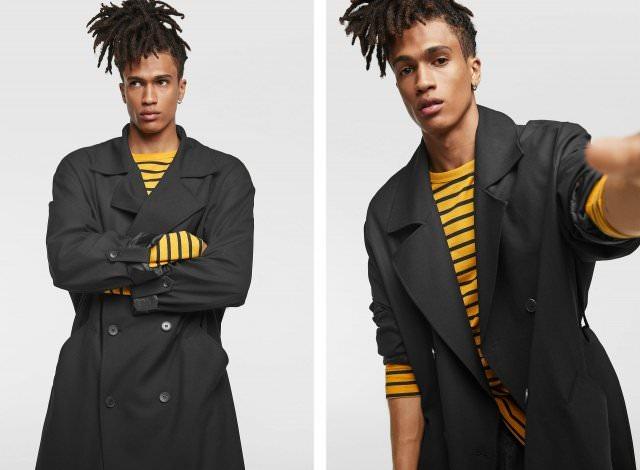 mantel gelb orange maenner - Männermodetrends 2018: Diese Farben, Muster und Schnitte sind aktuell im Trend