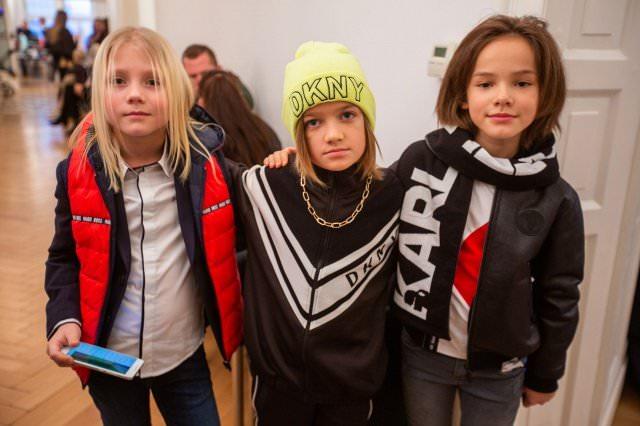 Designer kindermode kinderbekleidung kidsfashionshow 13
