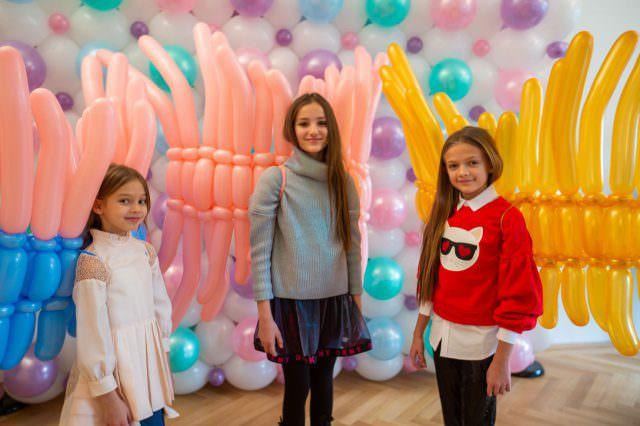 Designer Kindermode Kinderbekleidung KidsFashionShow 7 640x426 - Designer-Kinderkleidung bei der Prisco Project Kids Kindermodenschau in München