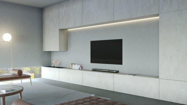 Bild LG SIGNATURE OLED TV W mit Creme Tönen 640x358 - Designtrends bei TV & Heimelektronik: LG Signature