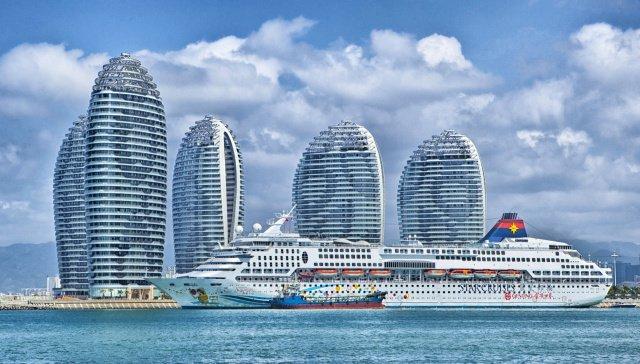 kreuzfahrtschiff - Kreuzfahrtschiffe bieten viel Abwechslung