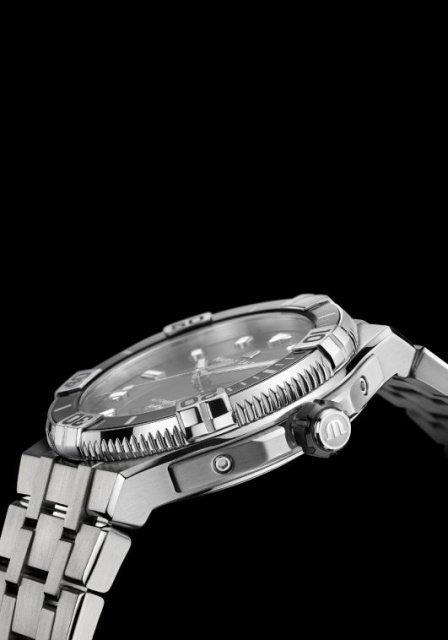 maurice lacroix aikon venturer armbanduhr seite - Aikon Venturer von Maurice Lacroix: Zeitmesser für Individualisten