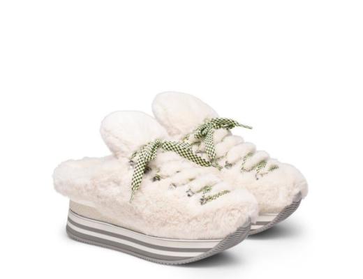 Hogan Plateau Sneaker 520x400 - Stylische Plateau-Sneakers für Damen in vielen verschiedenen Farben erhältlich