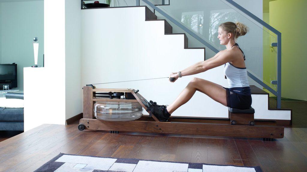 water rower 1024x576 - Luxus-Fitnessgeräte für Zuhause