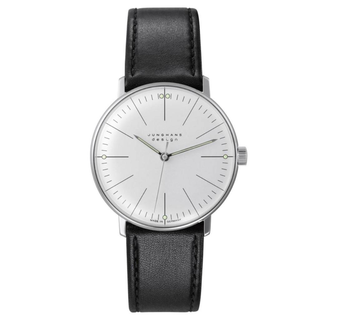 junghans max bill armbanduhr klassiker 1080x1056 - Junghans Max Bill - Geschichte eines Uhrenklassikers