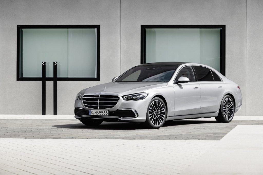 mercedes benz s klasse 2020 modell 1 - Die neue Mercedes-Benz S-Klasse – mehr Luxus und Komfort geht nicht
