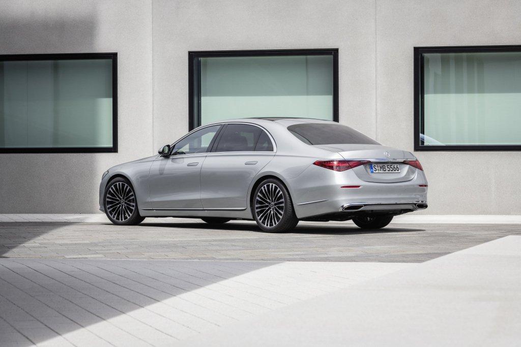 mercedes benz s klasse 2020 modell 2 - Die neue Mercedes-Benz S-Klasse – mehr Luxus und Komfort geht nicht