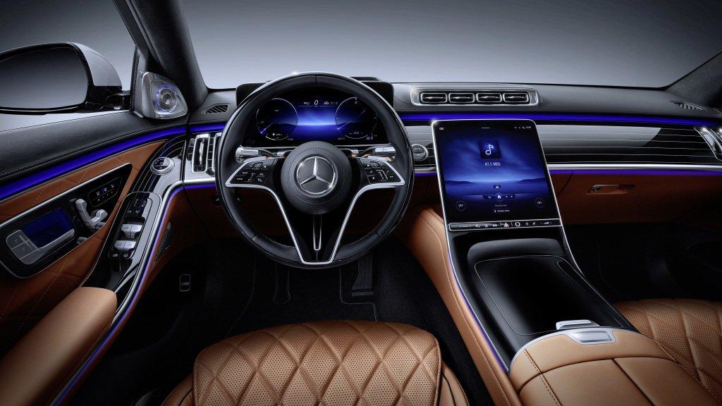 mercedes benz s klasse 2020 modell 4 - Die neue Mercedes-Benz S-Klasse – mehr Luxus und Komfort geht nicht
