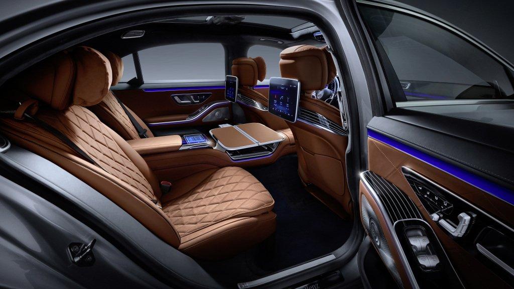 mercedes benz s klasse 2020 modell 5 - Die neue Mercedes-Benz S-Klasse – mehr Luxus und Komfort geht nicht