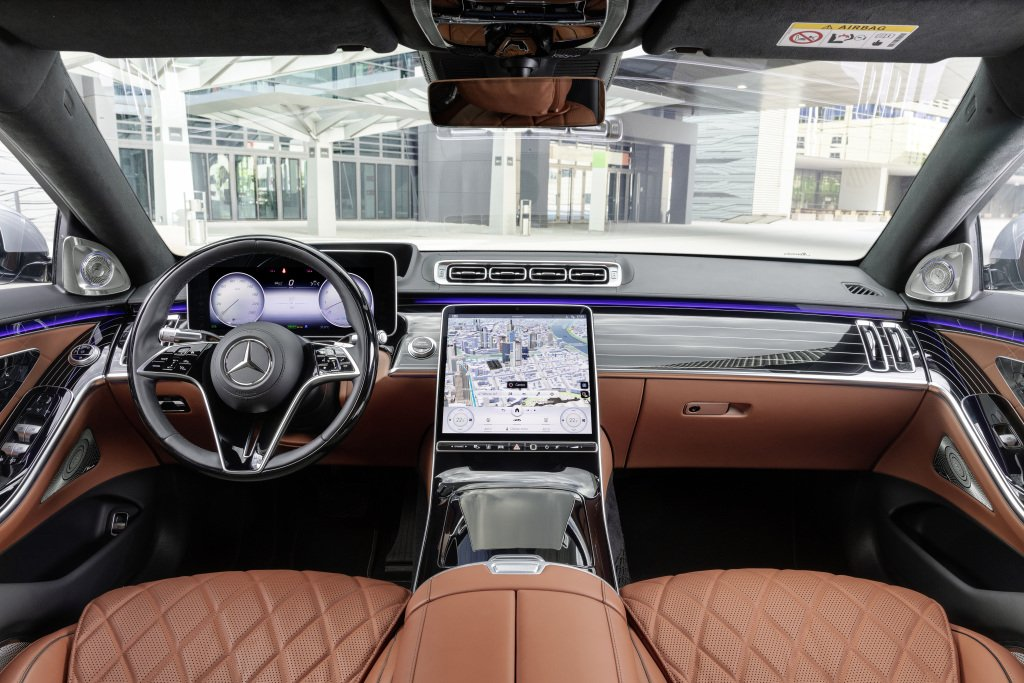 mercedes benz s klasse 2020 modell 6 - Die neue Mercedes-Benz S-Klasse – mehr Luxus und Komfort geht nicht
