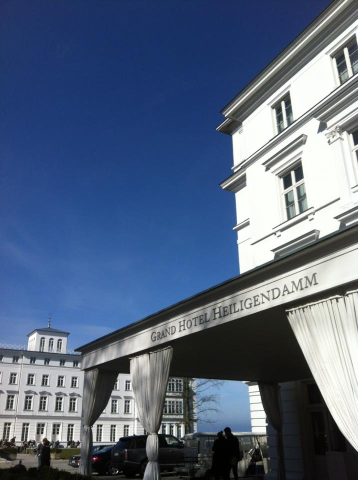 grandhotel heiligendamm - Luxury Living – was ist Luxus für Redakteurin Sarah Catherina?