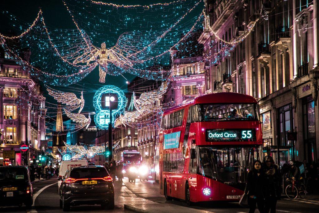 london shopping weihnachten einkaufen 1024x683 - Die 10 beliebtesten Shopping-Städte weltweit