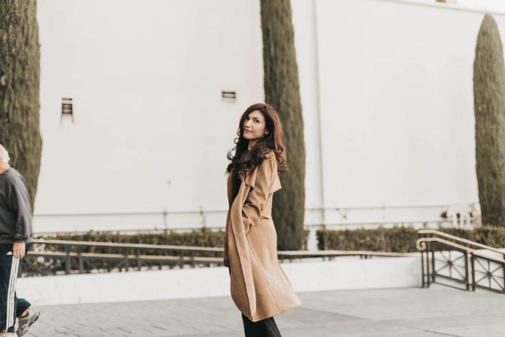 camel coat mantel 1024x683 - Wintermode - Essentials für den Kleiderschrank