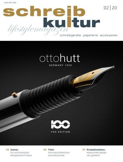 schreibkultur lifestyle magazin - Top 10 Luxus Magazine & Zeitschriften in Deutschland, Österreich und Schweiz