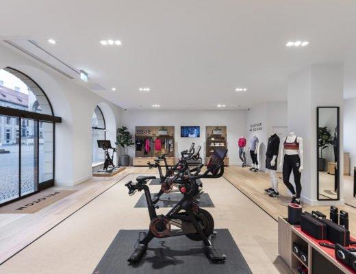 Peloton Store Muenchen Shop Showroom Odeonsplatz 2 520x400 - Peloton München: Neuer Showroom eröffnet