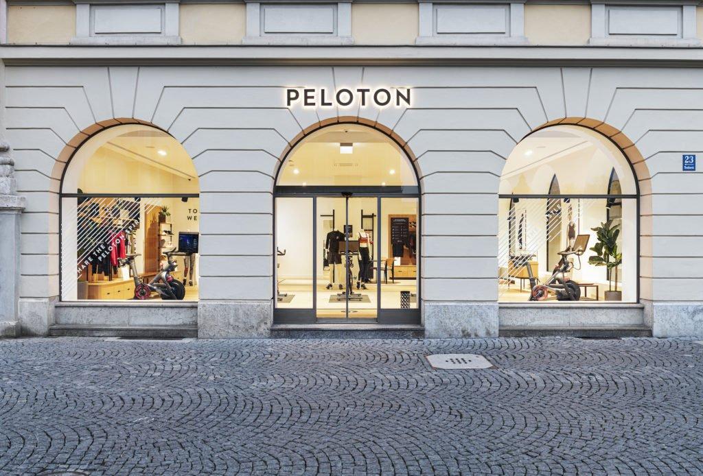 Peloton Store Muenchen Shop Showroom Odeonsplatz 7 1024x694 - Peloton München: Neuer Showroom eröffnet