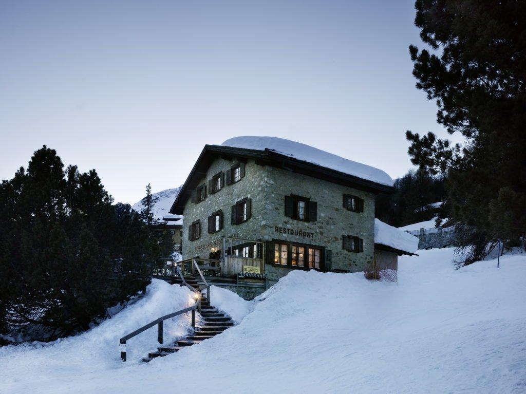 040 Rest. Chasellas 1 1024x767 - Luxus-Skisaison im Suvretta House St. Moritz