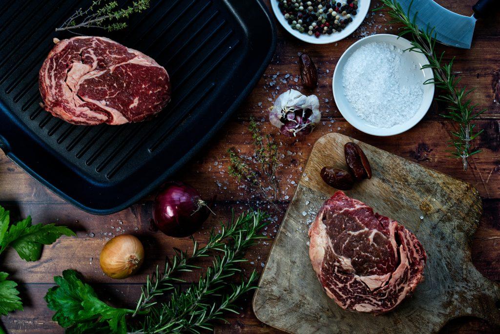 entrecote rind steak rindfleisch 1024x684 - Die besten Fleischsorten