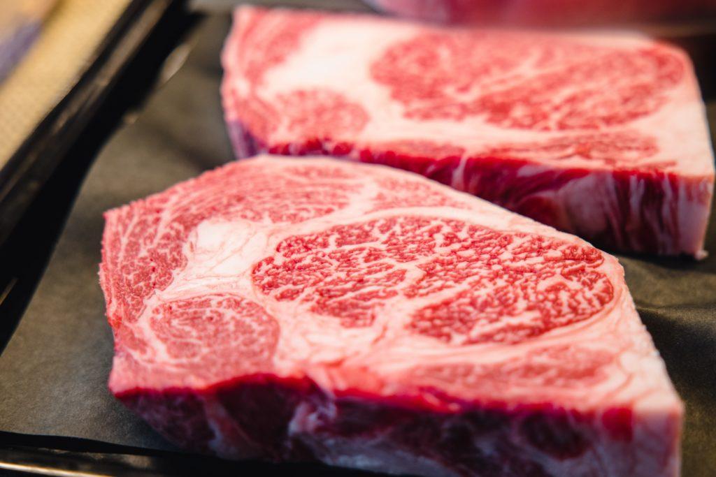 kobe beef wagyu steak rind rindfleisch 1024x683 - Die besten Fleischsorten