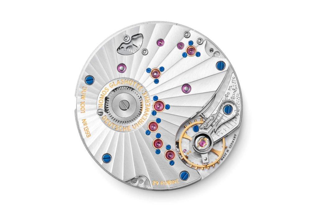 3 NOMOS DUW 1001 1024x683 - Wahl der weltweit besten Uhren: NOMOS Glashütte gewinnt