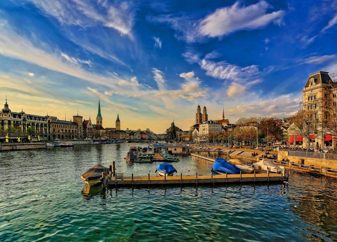 Hafen Zürich