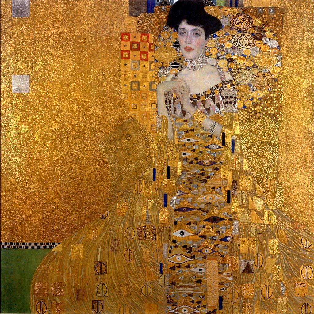 1024px Gustav Klimt 046 - Das teuerste Gemälde der Welt