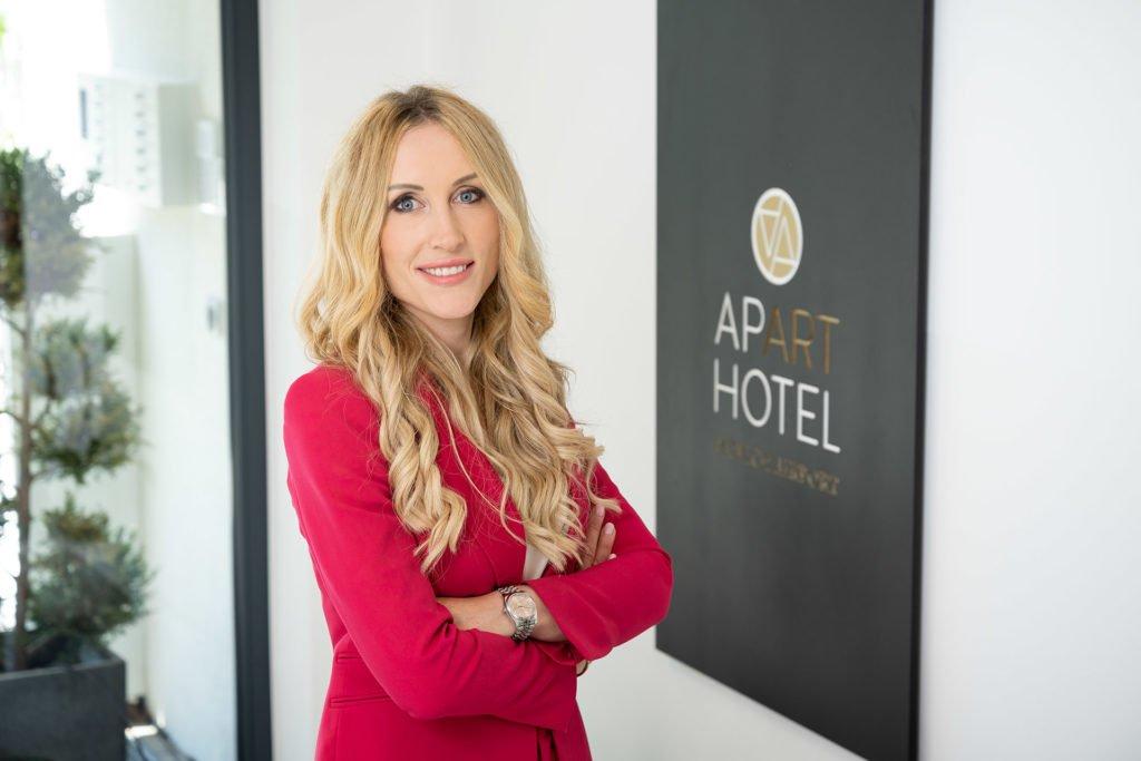 Andrea Wildmoser  1024x683 - Andrea Wildmoser: Von der Hotelbesitzerin zur Kunstliebhaberin