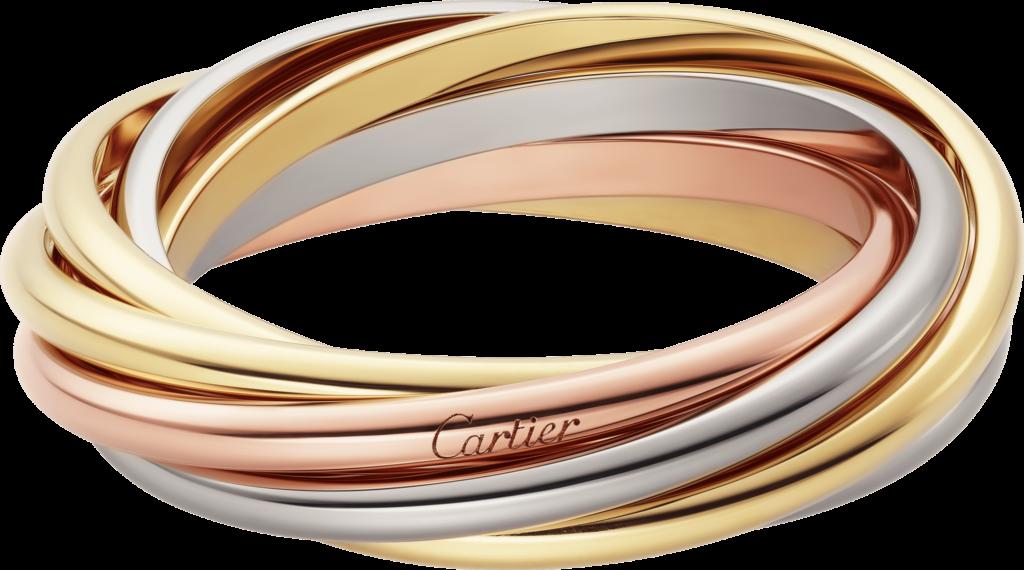 Cartier Trinity 7 rows Luxury First 1024x570 - Cartier Trinity: Eine Ikone wird 90