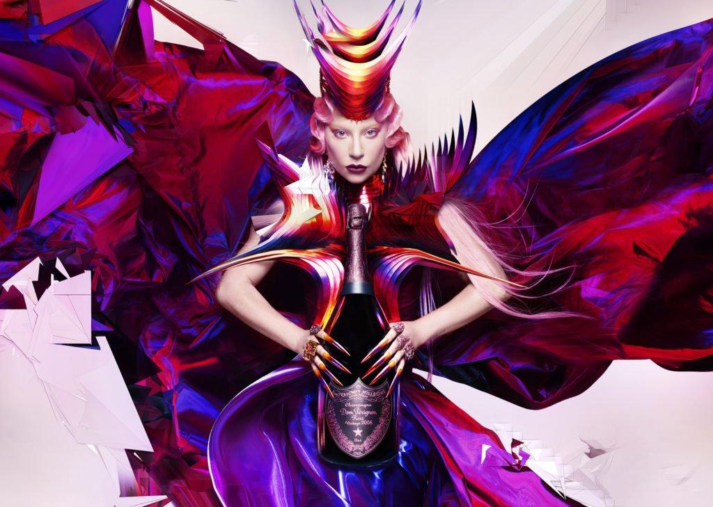 Lady Gaga Dom Perignon © Nick Knight 1024x729 - Dom Pérignon & Lady Gaga: Neue Champagner-Koop