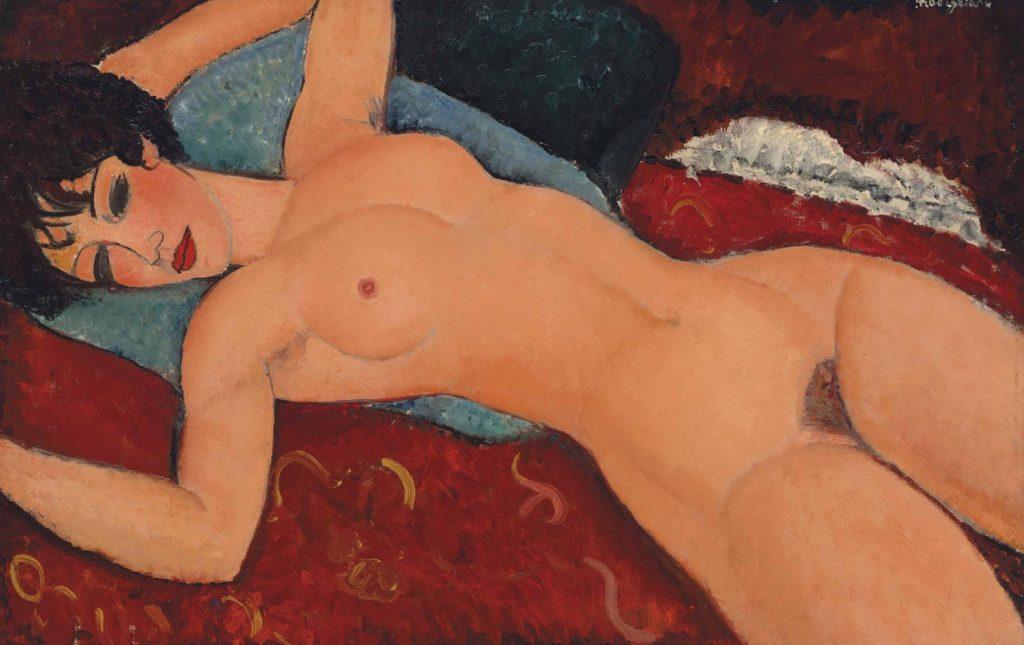 Modigliani   Nu couche 1024x645 - Das teuerste Gemälde der Welt