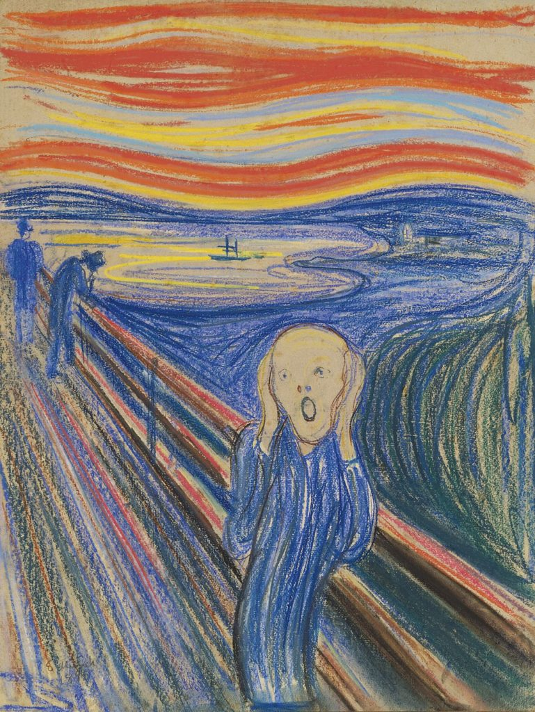 The Scream Pastel 769x1024 - Das teuerste Gemälde der Welt