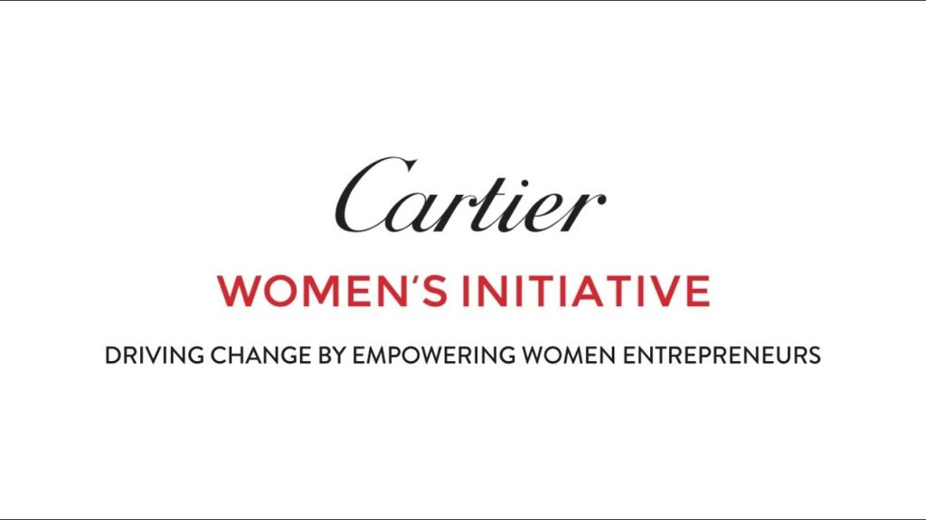 cartier womens initiative logo 1024x576 - Female Empowerment in der Luxus-Branche