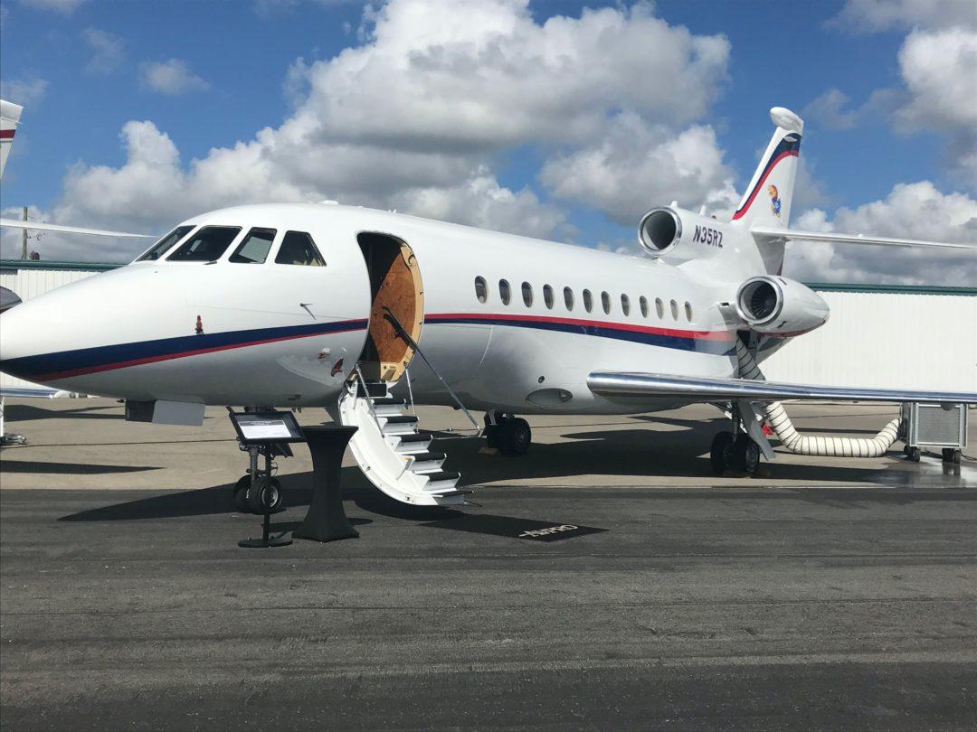 privatjet privatflugzeug 1080x810 - Boom bei Privatjet-Flügen, besonders nach Mallorca