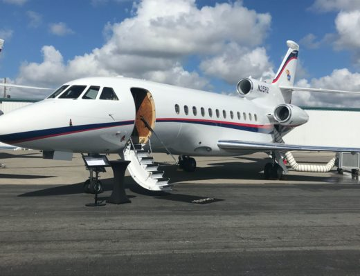 privatjet privatflugzeug 520x400 - Boom bei Privatjet-Flügen, besonders nach Mallorca