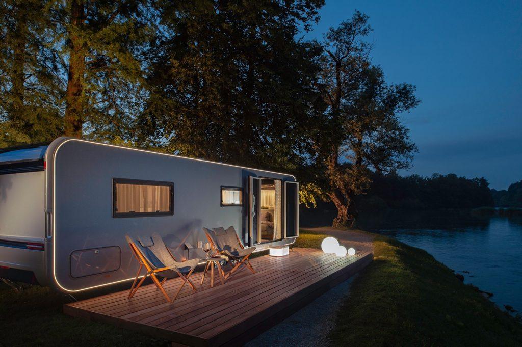 Astella Mobile Home 1024x681 - Immer unterwegs: Caravans aus dem Luxus-Segment