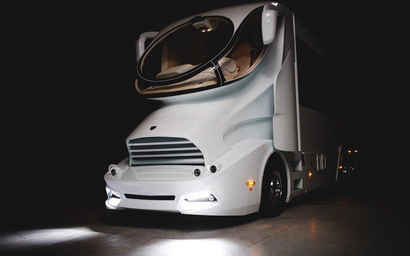 Marci Mobile - Immer unterwegs: Caravans aus dem Luxus-Segment