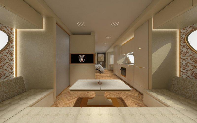 eleMMent Palazzo Caravan - Immer unterwegs: Caravans aus dem Luxus-Segment