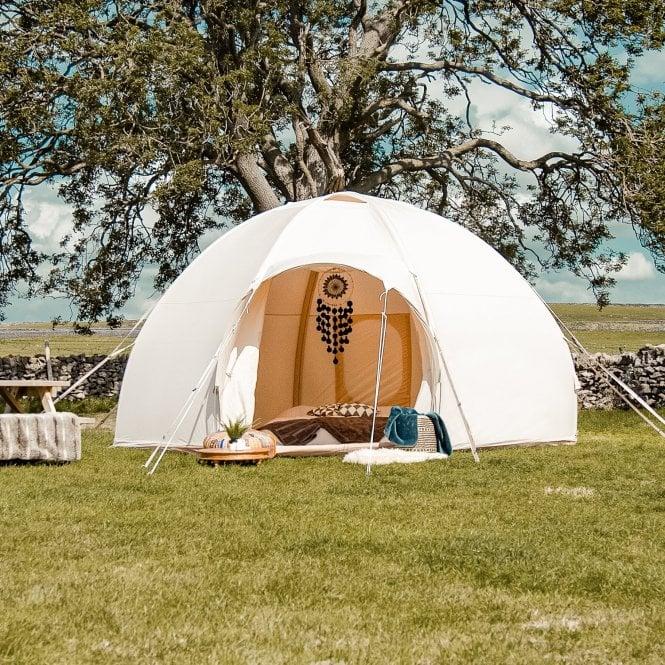 Boutique Camping - Glamping – die luxuriöse Art zu Zelten
