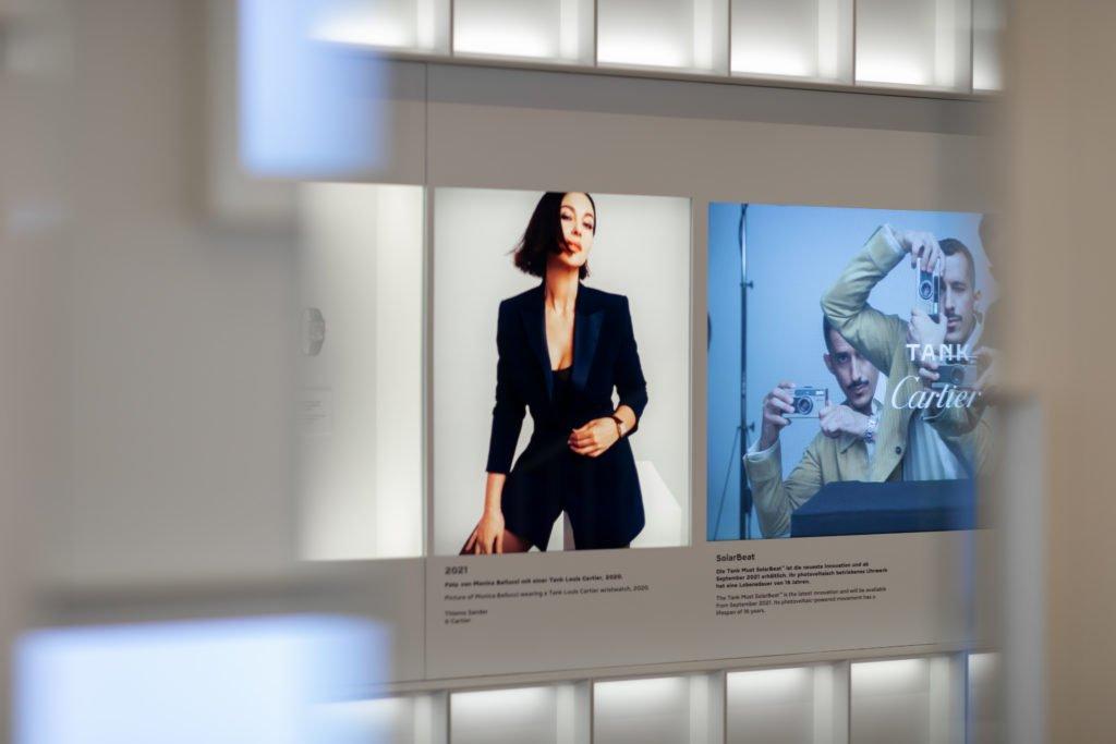 Cartier Tank exhibition Muenchen 4 1024x683 - Noch bis zum 24. Juli: Cartier Tank Exhibition in München
