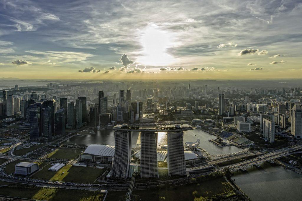 Marina Sands Bay Singapur 1024x683 - Die spektakulärsten Pools der Welt