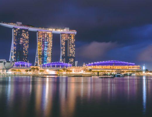 marina bay singapur 520x400 - Die teuersten Casinos der Welt