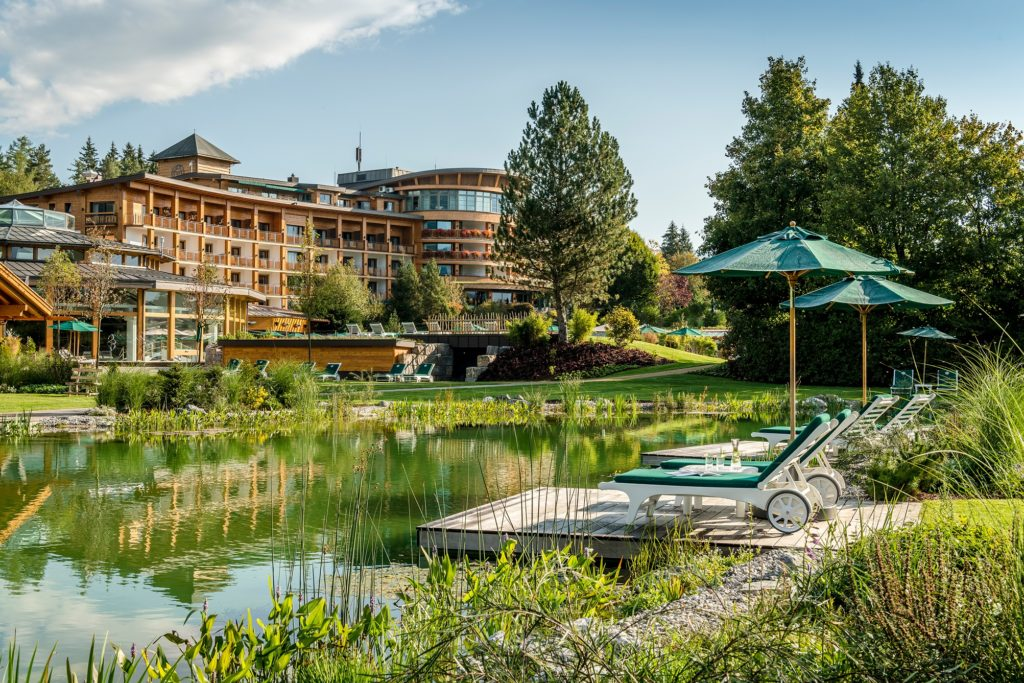 wellness wellness park 8 © Sonnenalp Resort 1024x683 - Die 3 besten Hotels für Aktive