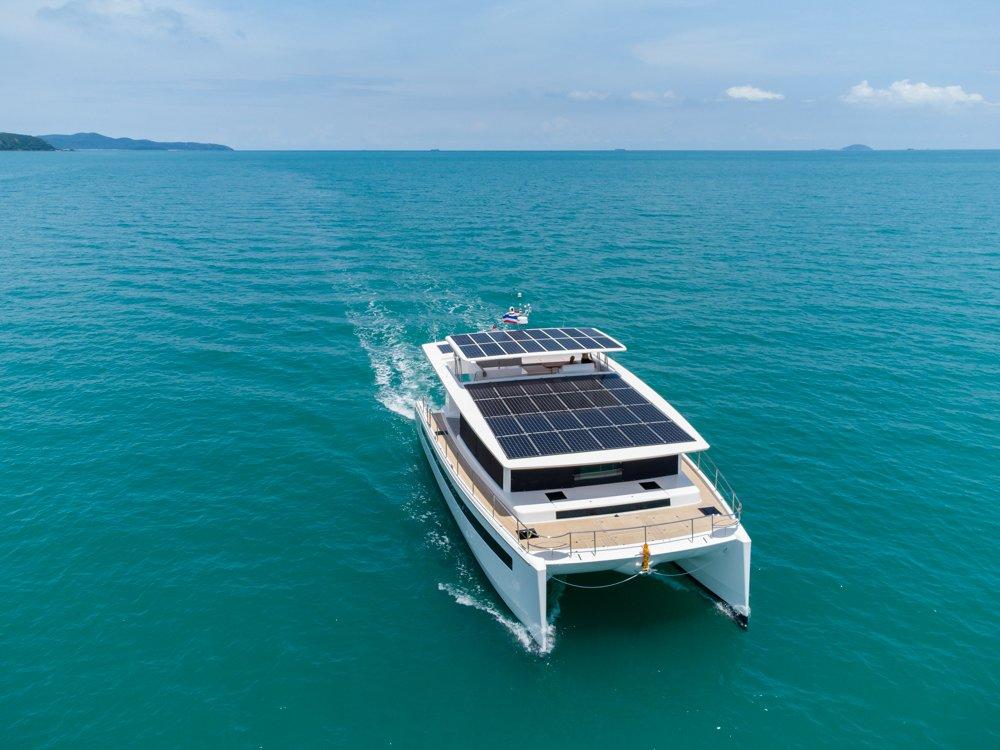 DJI 0030e - Silent Yacht – die Zukunft des Yachting