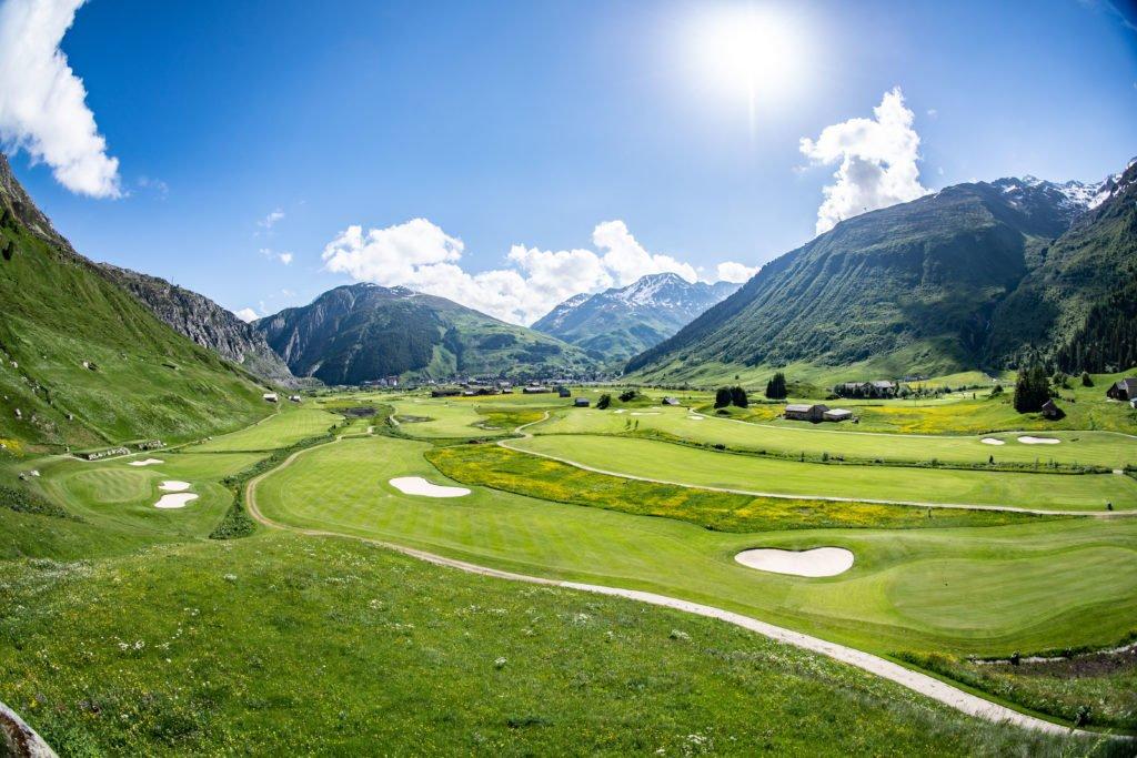 Golfplatz Panorama Sommer 2018 ASA Valentin Luthiger 4 1024x683 - Das teuerste Golfschläger-Set der Welt