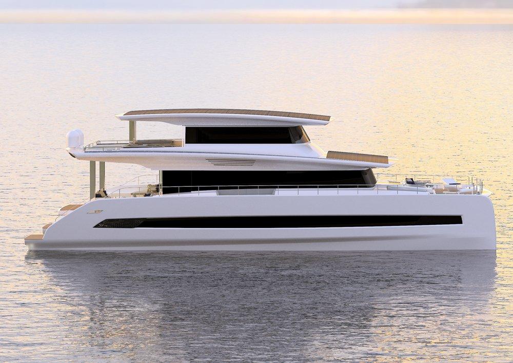 Silent 80 3 deck closed version 3 - Silent Yacht – die Zukunft des Yachting