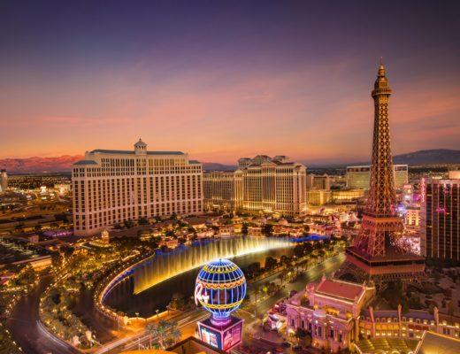 las vegas strip casinos 520x400 - Die 7 spektakulärsten Casinos in Las Vegas