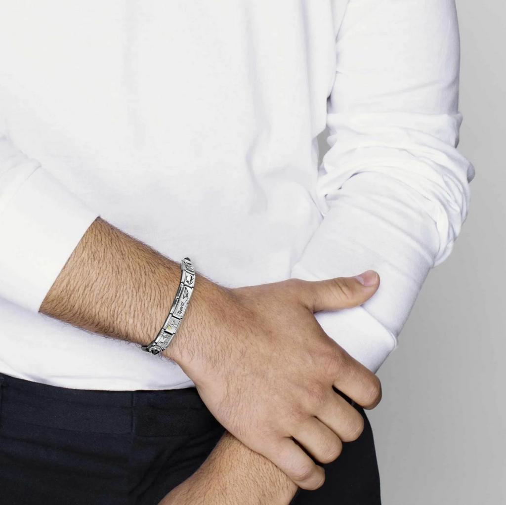 nomination edelstahlarmband beads 1024x1022 - Tolle Armbänder für Herren zum Verschenken